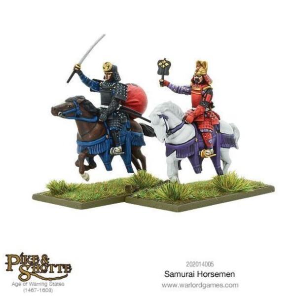 Warlord Games - Samurai Horsemen