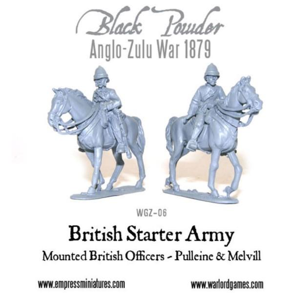 Warlord games - Zulu Wars - British Starter Army