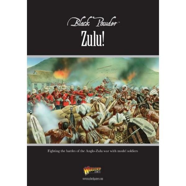 Warlord Games - Black Powder Supplement Volume 4 - Zulu!