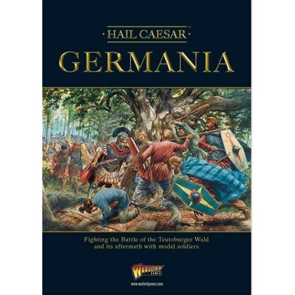 Warlord Games - Hail Caesar - Germania Supplement