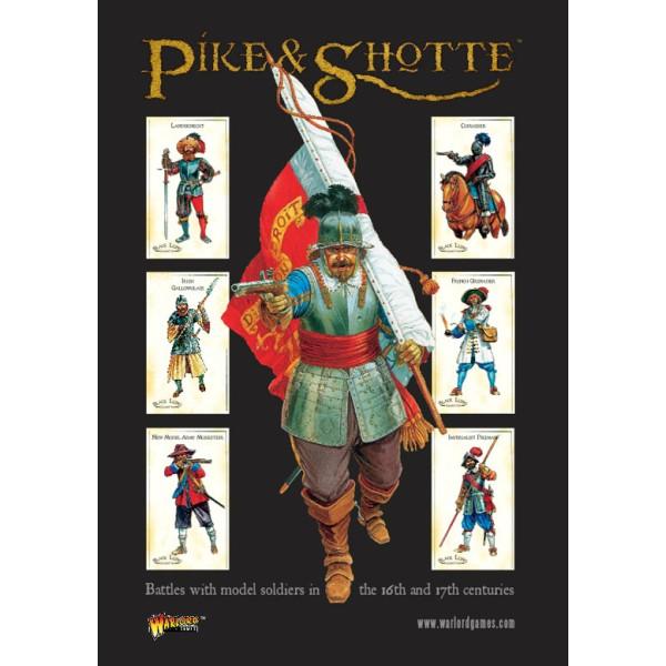Warlord Games - Pike & Shotte Rulebook