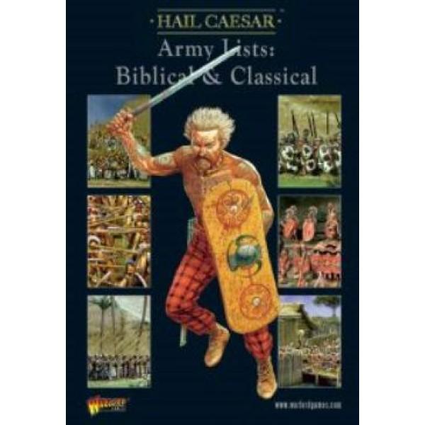 Warlord Games - Hail Caesar  Army Lists 1 Biblical & Classical