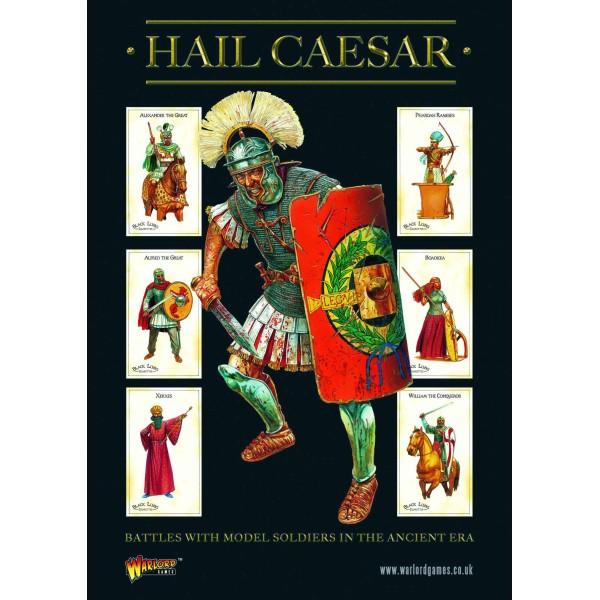 Warlord Games - Hail Caesar: Rulebook