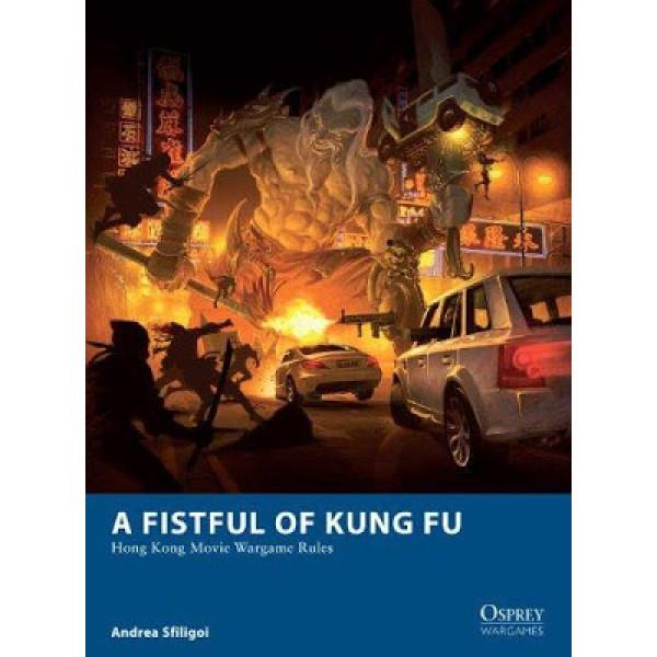 A Fist Full of Kung Fu - Hong Kong Movie Skirmish Rules