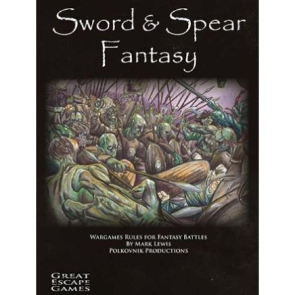 Sword & Spear Fantasy Rulebook