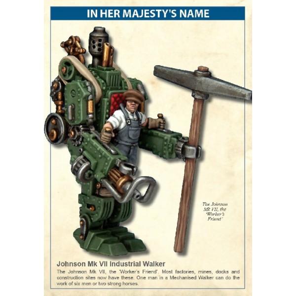 In Her Majesty's Name - Johnson Mk VII Industrial Walker