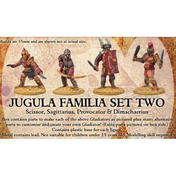 Jugula - Gladiators - Familia 2