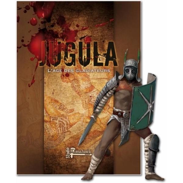 Jugula - Rulebook **See notes**