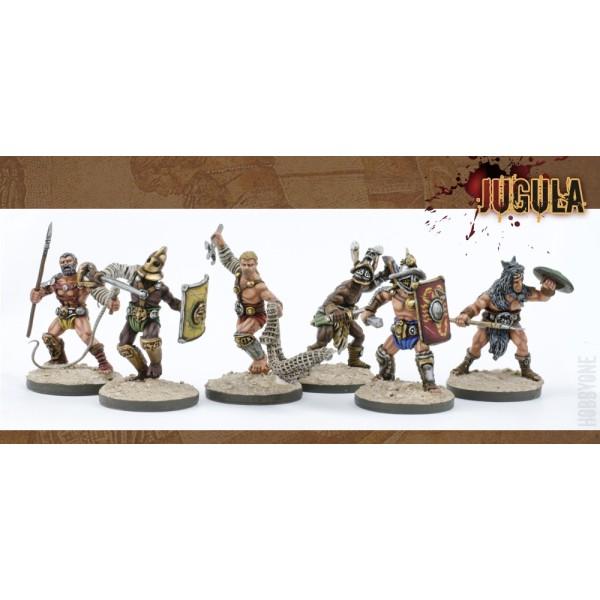 Jugula - Gladiators - Familia 1