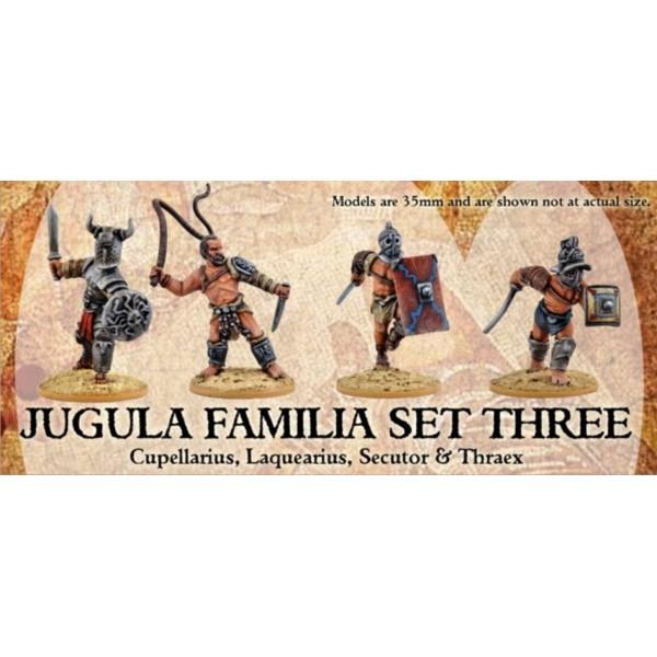 Jugula - Gladiators - Familia 3