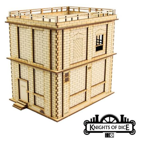 Knights of Dice - Sentry City Chinatown - Golden Dragon Inn