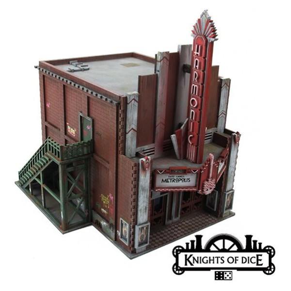Knights of Dice - Sentry City - Harmonic Theatre