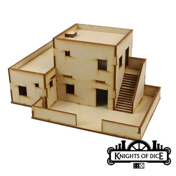 Knights of Dice - Tabula Rasa - Desert Compound 2