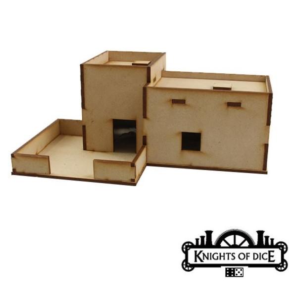 Knights of Dice - Tabula Rasa - Desert Residence 1