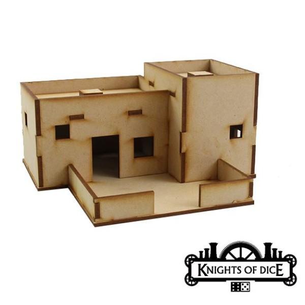 Knights of Dice - Tabula Rasa - Desert Residence 2