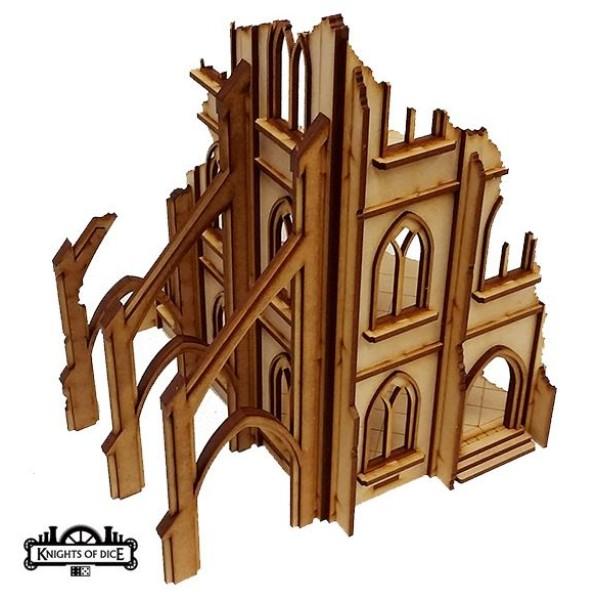 Knights of Dice - Tabula Rasa - Gothic Cathedral 1
