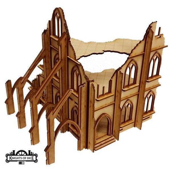 Knights of Dice - Tabula Rasa - Gothic Cathedral 2