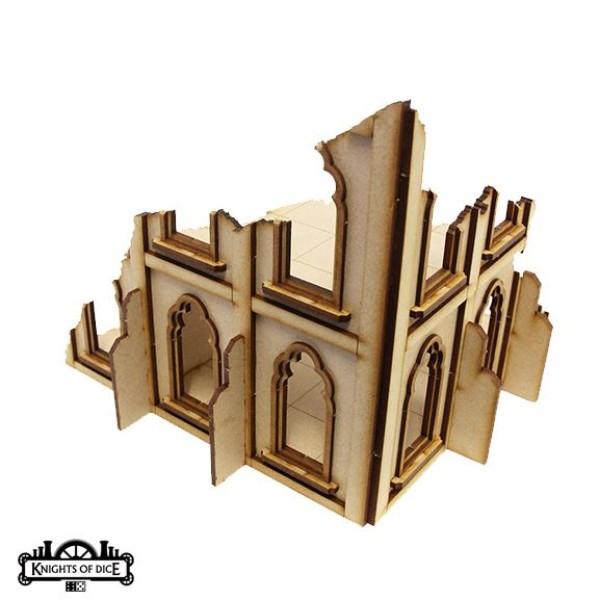 Knights of Dice - Tabula Rasa - Ruined Gothic Building 5