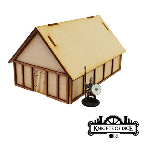 Knights of Dice - Tabula Rasa - Village Residence 2