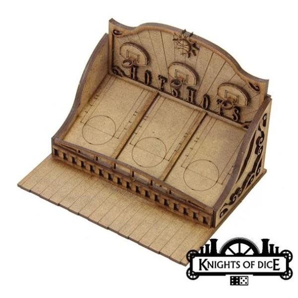 Knights of Dice - Sentry City Waterfront - Hotshots