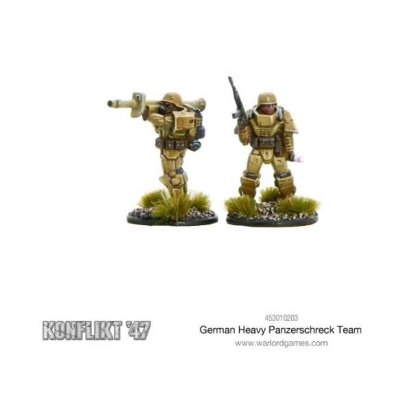 Konflikt '47 - German Heavy Panzerschreck Team