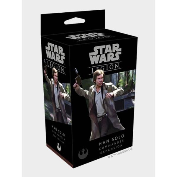 Star Wars - Legion Miniatures Game - Han Solo Commander Expansion