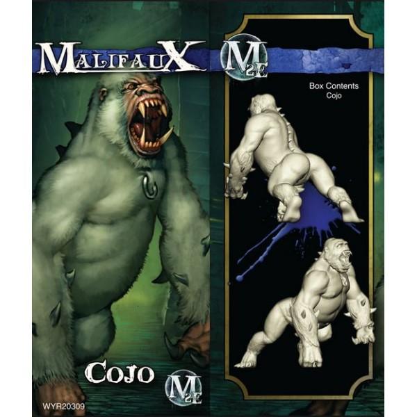 Malifaux - Arcanists - Cojo