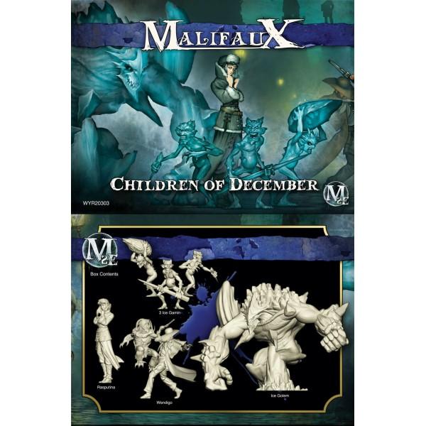 Malifaux - Arcanists - Children of December - Rasputina Box Set