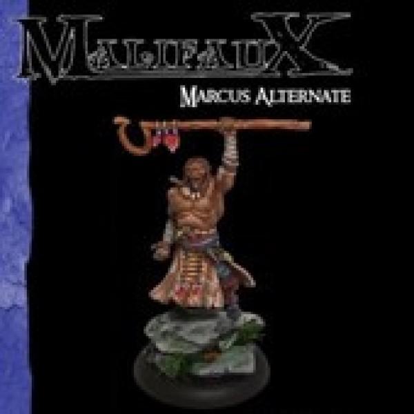 Malifaux - Arcanists - Marcus Alternate