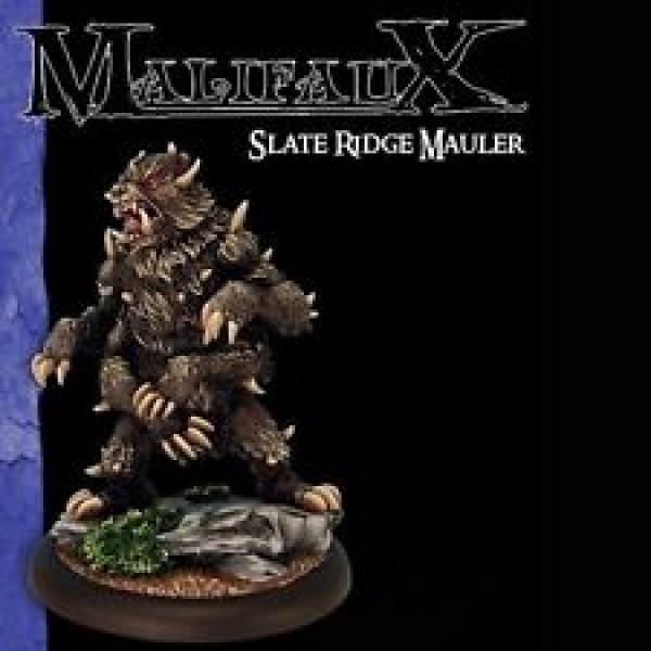 Malifaux - Arcanists - Slate Ridge Mauler
