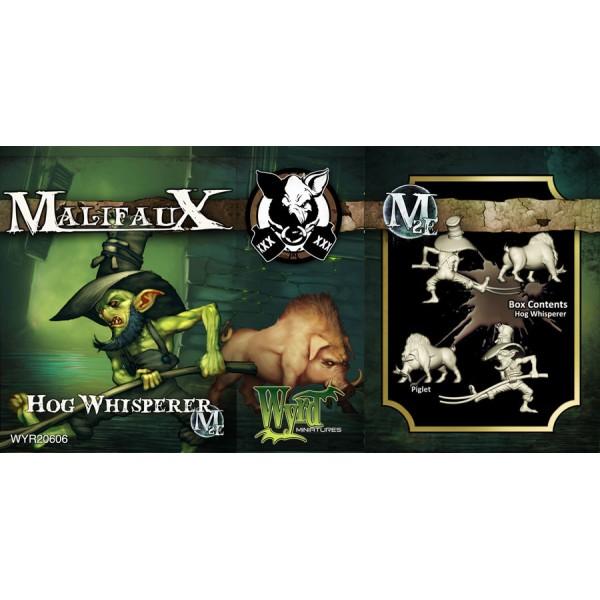 Malifaux - Gremlins - Hog Whisperer
