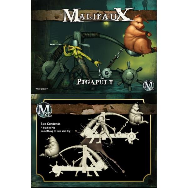 Malifaux - Gremlins - Pigapult
