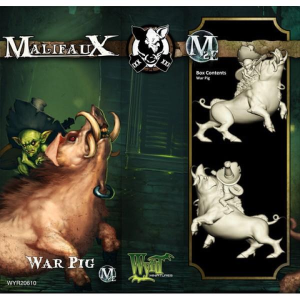 Malifaux - Gremlins - Warpig