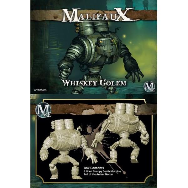 Malifaux - Gremlins - Whiskey Golem