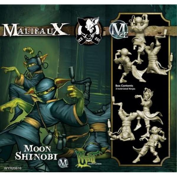 Malifaux - Gremlins - Moon Shinobi (3)