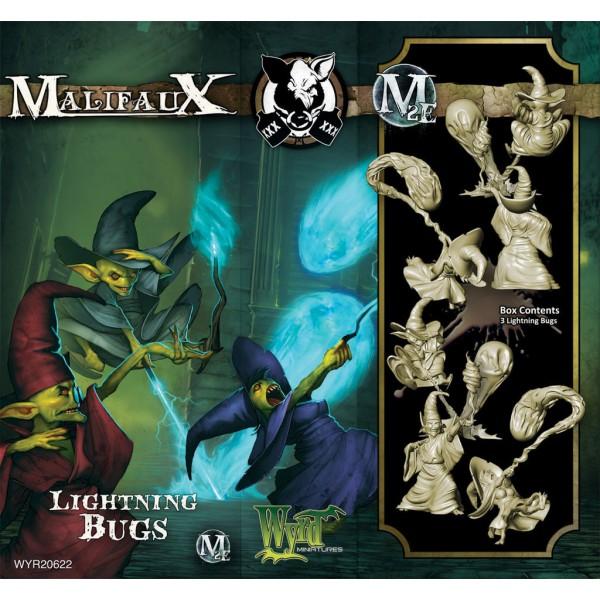 Malifaux - Gremlins - Lightning Bugs