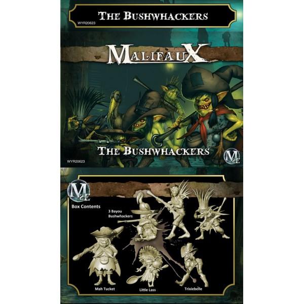 Malifaux - Gremlins - Bushwackers