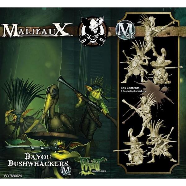 Malifaux - Gremlins - Bayou Bushwackers
