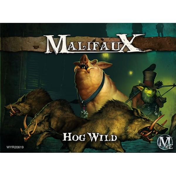 Malifaux - Gremlins - Hog Wild - Ulix Box Set