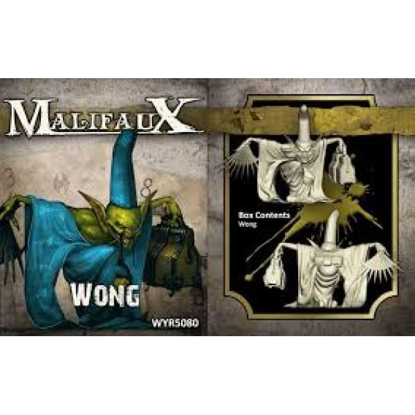 Malifaux - Gremlins - Wong