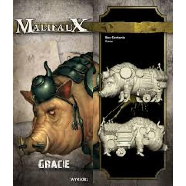 Malifaux - Gremlins - Gracie