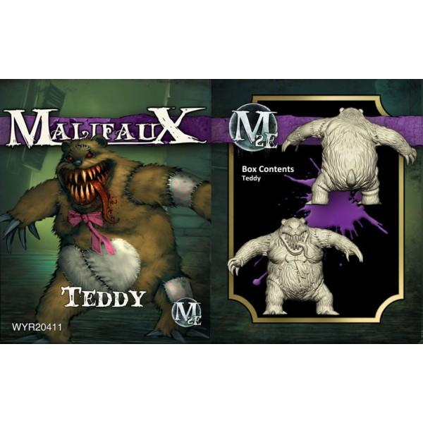 Malifaux - Neverborn - Teddy