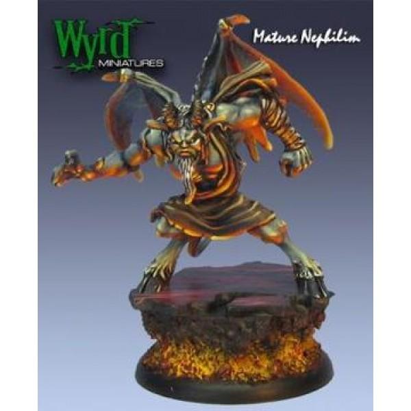 Malifaux - Neverborn - Mature Nephilim