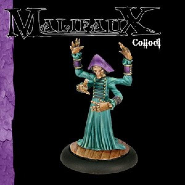 Malifaux - Neverborn - Collodi