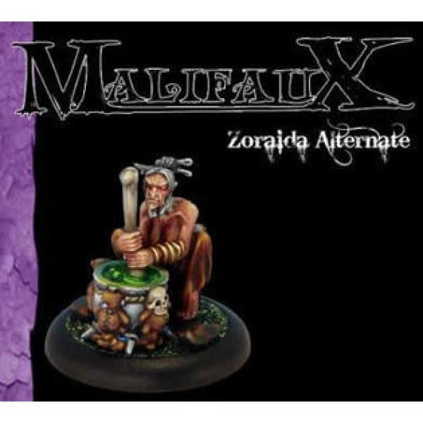 Malifaux - Neverborn - Zoraida Alternate