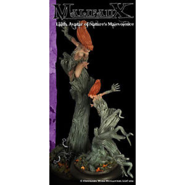 Malifaux - Neverborn - Lilith Avatar of Nature's Malevolence