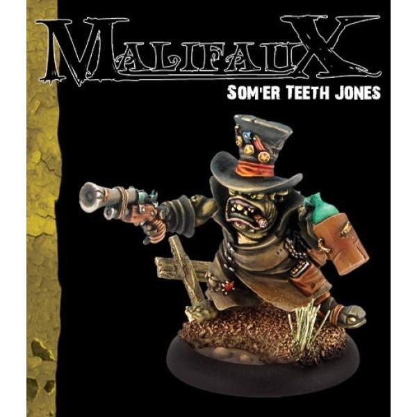 Malifaux - The Outcasts - Som'er Teeth Jones