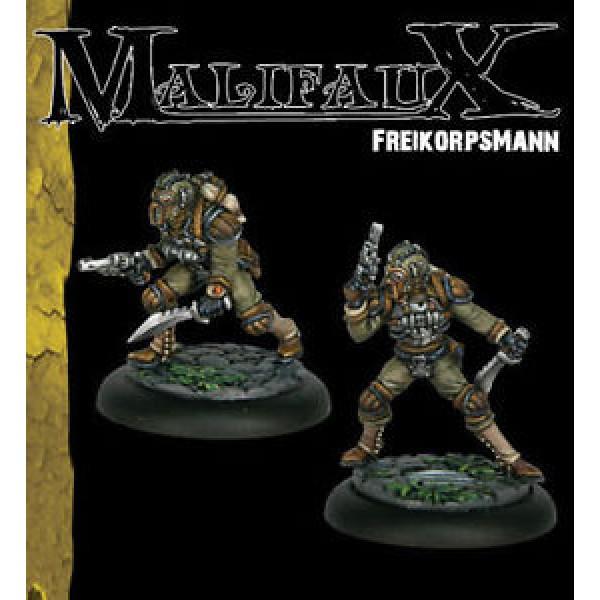 Malifaux - The Outcasts - Freikorpsmann