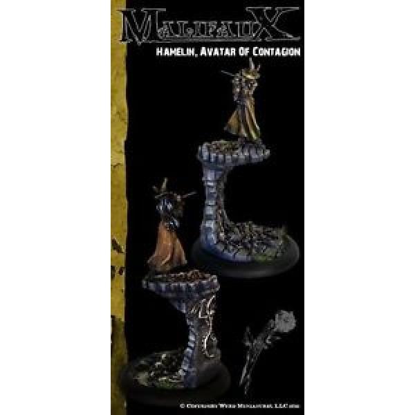 Malifaux - The Outcasts - Hamelin Avatar of Contagion