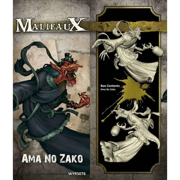 Malifaux - The Outcasts - Ama No Zako